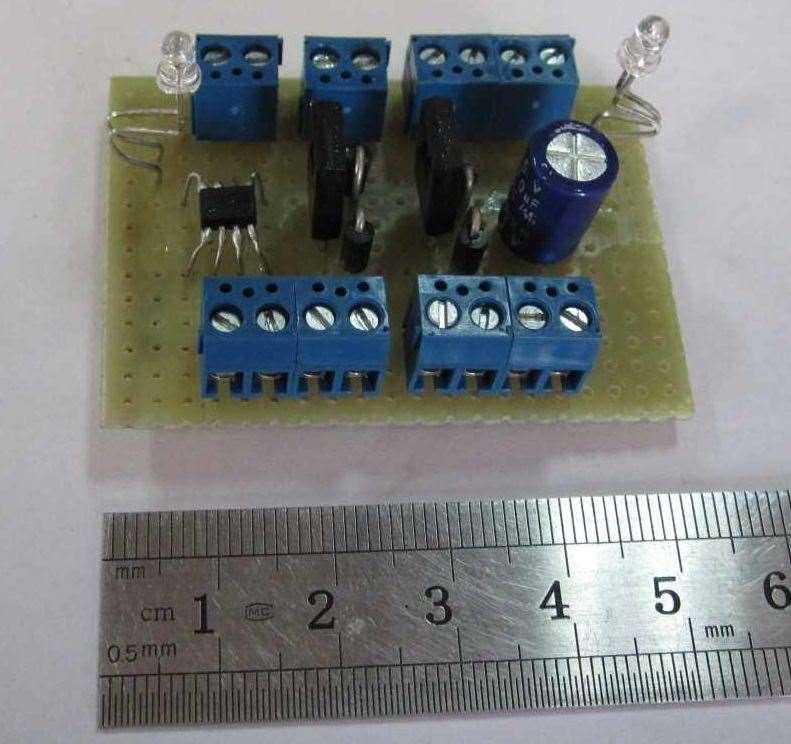 Assembled device