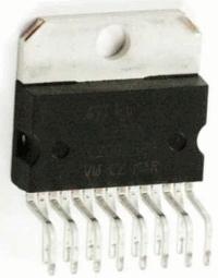 L298N chip