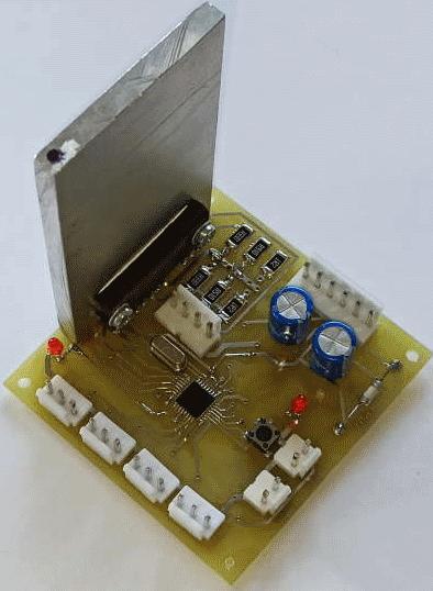 peripheral controller